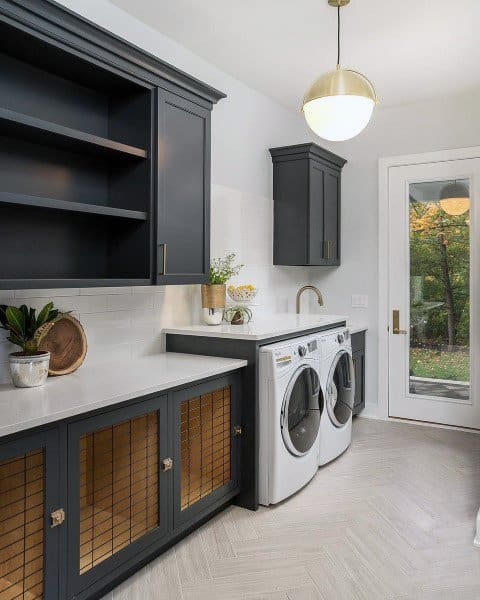 Ideas For Organizing Laundry Room