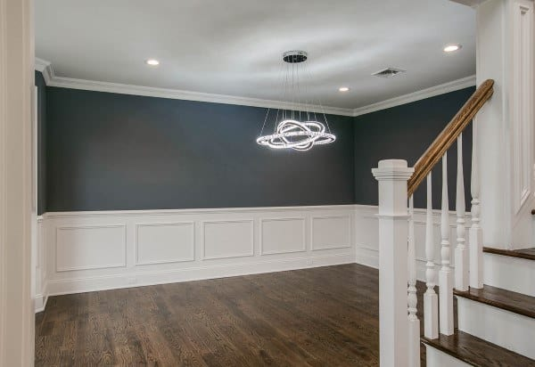 Ideas For Painting Wainscoting