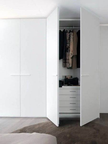 Ideas For Replacing Closet Doors