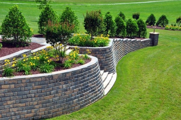 Ideas For Retaining Walls