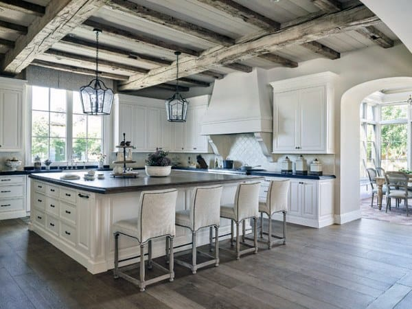 Ideas For Rustic Kitchen Designs