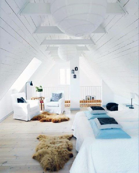 Ideas For Small Attic Bedrooms