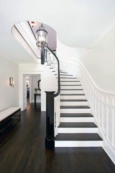 Ideas For Stair Trim Interior