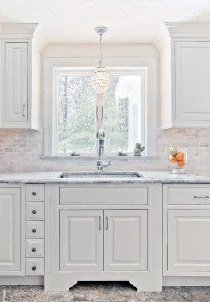 Ideas For Stone Backsplash Kitchen