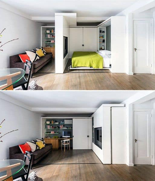 Ideas For Studio Apartments