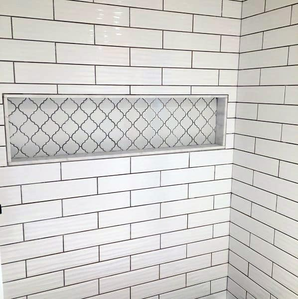 Ideas For Subway Tile Shower Interior