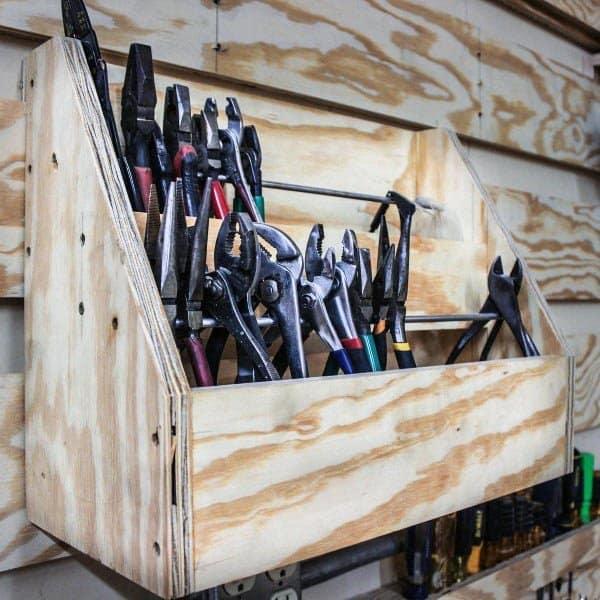 Ideas For Tool Storage