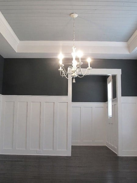 Ideas For Wainscoting