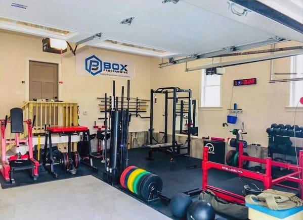 Ideas Garage Gym