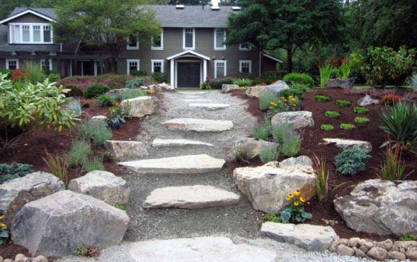 Ideas Gravel Landscaping