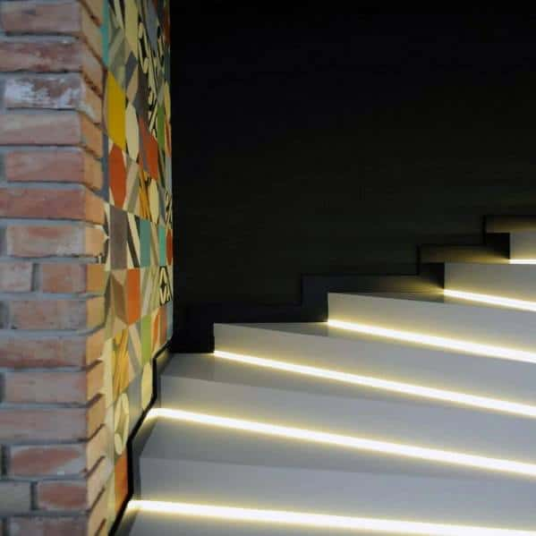 Ideas Led Staircase Lighting