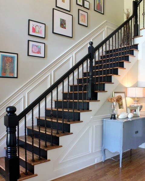Ideas Painted Stairs