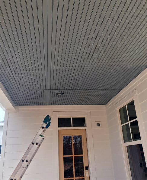Ideas Porch Ceiling