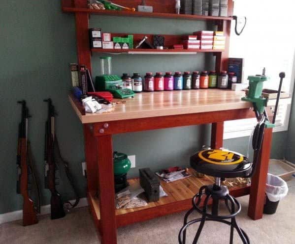 Ideas Reloading Bench
