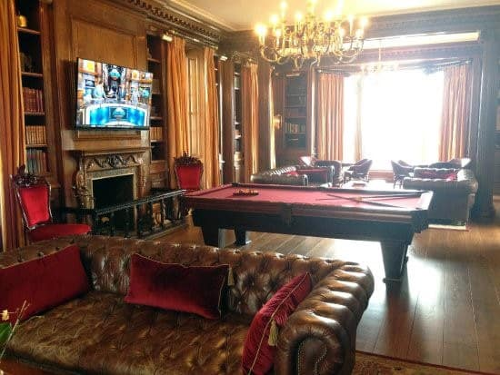 Impressive Billiards Room Ideas