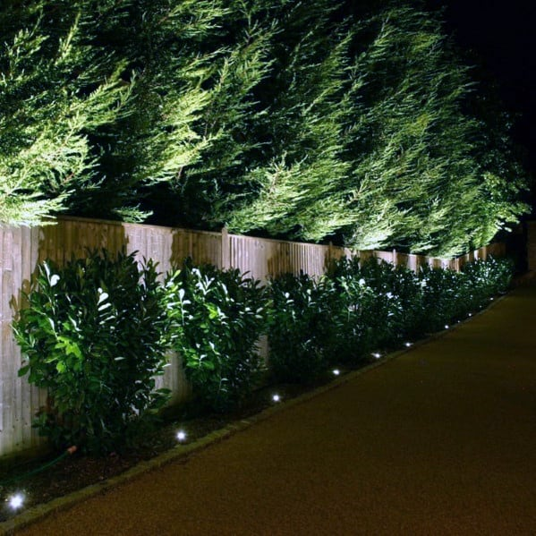 Outdoor Lighting Ideas And Options: Top 40 Best Driveway Lighting Ideas