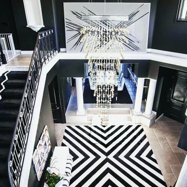 Impressive Foyer Lighting Ideas