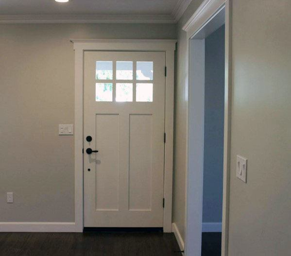 Colonial Home Exterior Trim Design Ideas: Top 50 Best Interior Door Trim Ideas