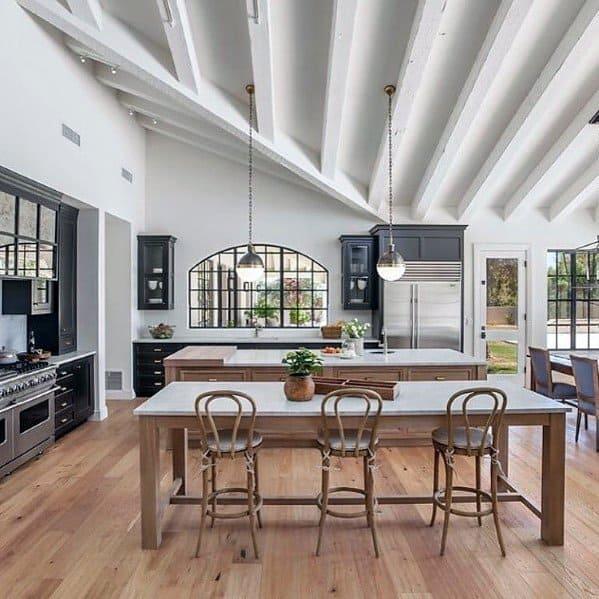 Impressive Kitchen Ceiling Ideas