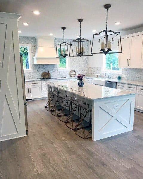 Impressive Kitchen Flooring Ideas