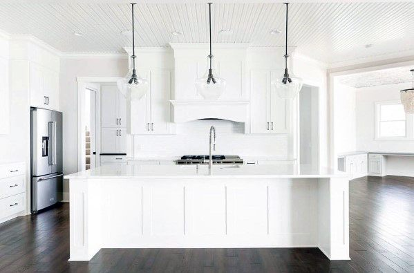 Top 50 Best Kitchen Island Lighting Ideas - Interior Light ...