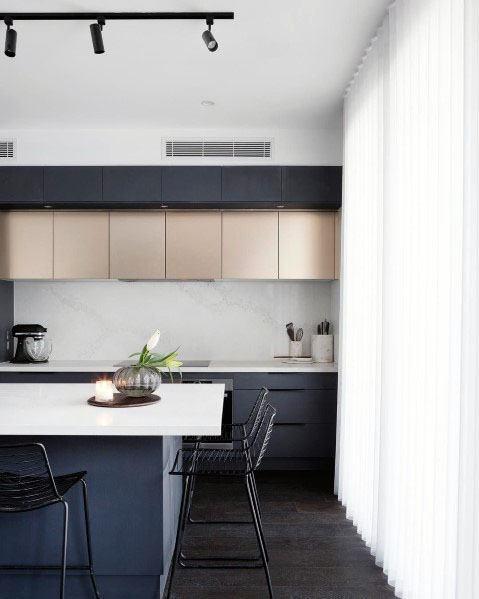 Impressive Kitchen Track Lighting Ideas