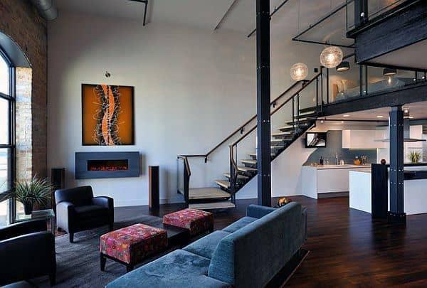 Impressive Loft Design Ideas