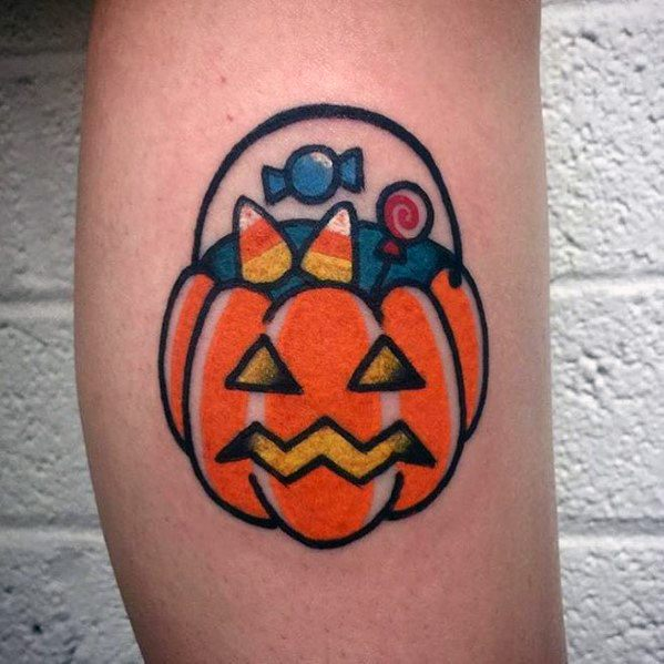 60 Candy Tattoo Ideas For Men - Sweet Designs