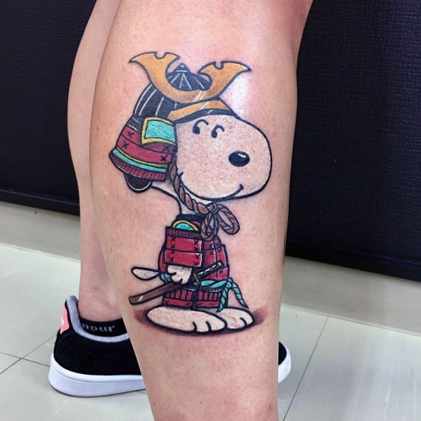 70 Snoopy Tattoo Ideas For Men
