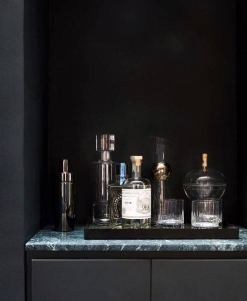 Impressive Mini Bar Design Ideas