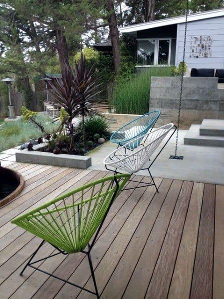 Impressive Modern Deck Ideas
