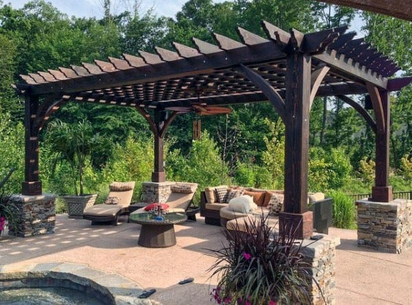 Impressive Pergola Design Ideas