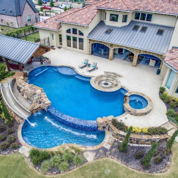 Impressive Pool Landscaping Ideas