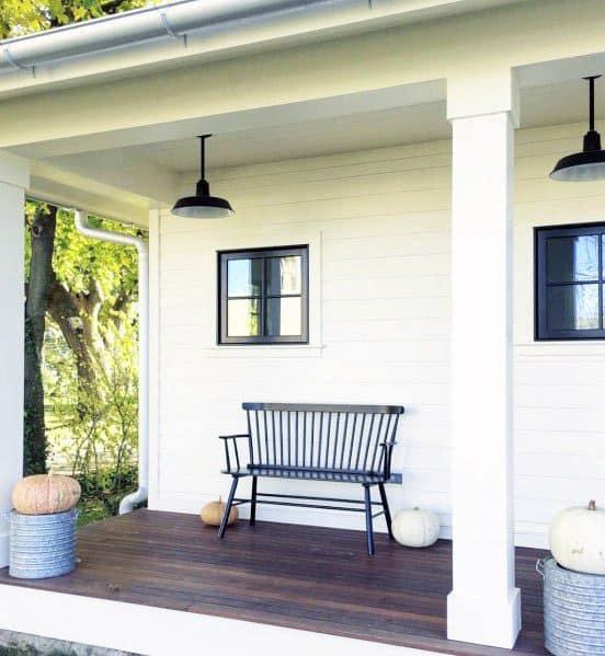 Front Porch Ceiling Ideas: Top 70 Best Porch Ceiling Ideas