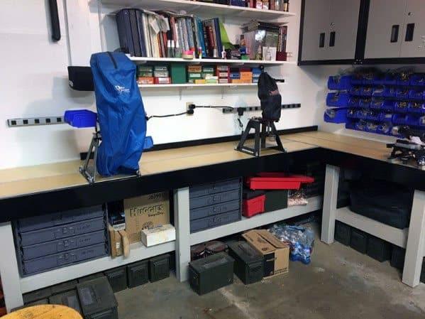 Impressive Reloading Bench Ideas