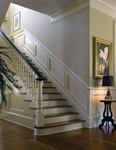 Delicieux Impressive Stair Trim Ideas