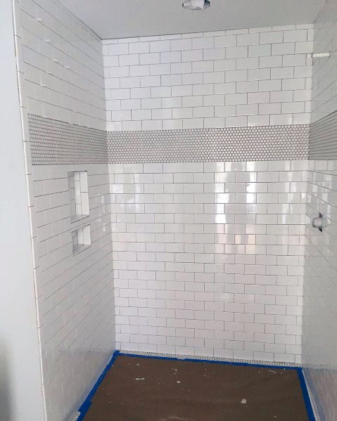 Impressive Subway Tile Shower Ideas