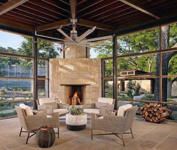 Impressive Sunroom Design Ideas