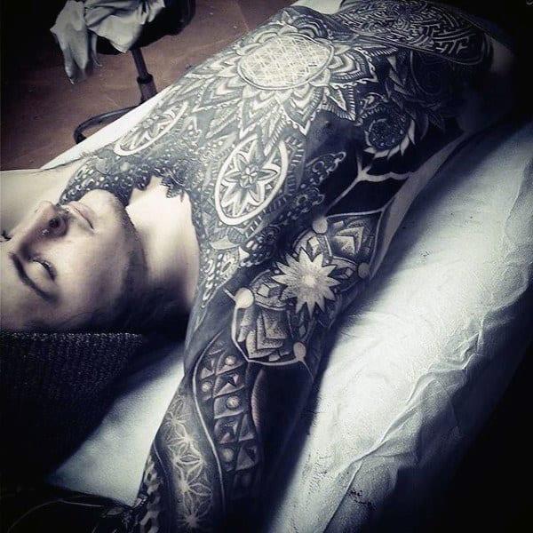 Impressivgray Tattoo Male Armpit