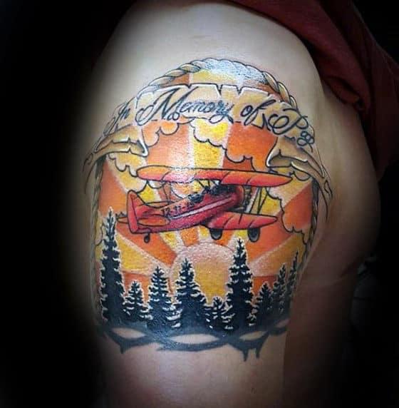 Top 101 Memorial Tattoos Ideas 2020 Inspiration Guide