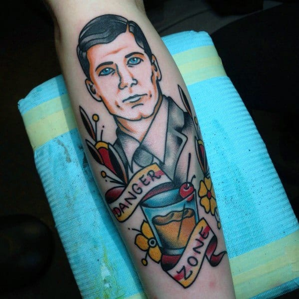 Incredible Archer Tattoos For Men