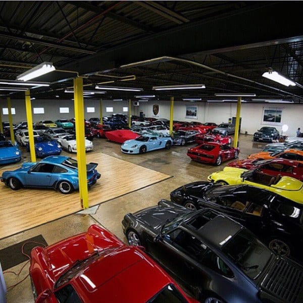 Amazing Garage Designs: Top 100 Best Dream Garages For Men