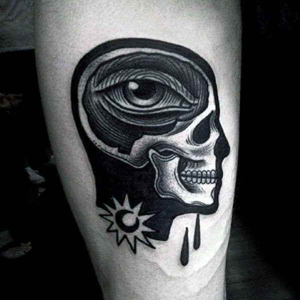 Incredible Esoteric Tattoos For Men