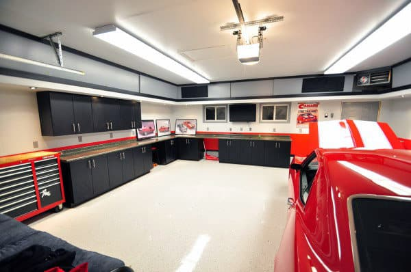Incredible Garage Storage Design Ideas