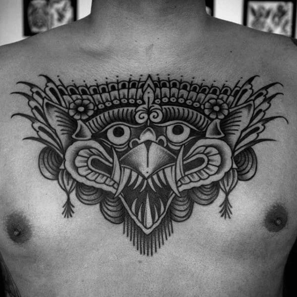 Incredible Garuda Tattoos For Men