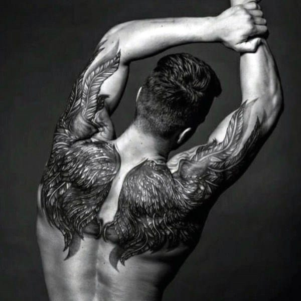 Incredible Gothic Tattoos For Men
