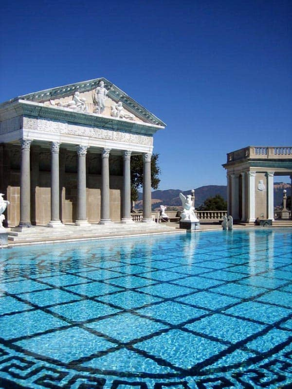 Incredible Greek Swimming Pool Designs