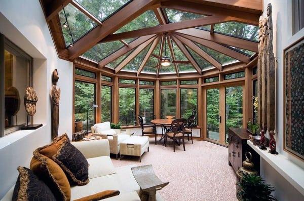 Incredible Massive Sunroom Ideas