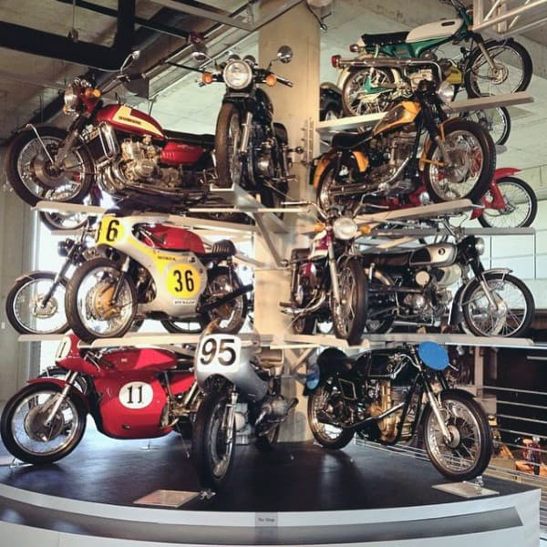 Incredible Mens Vintage Motorcycle Dream Garage