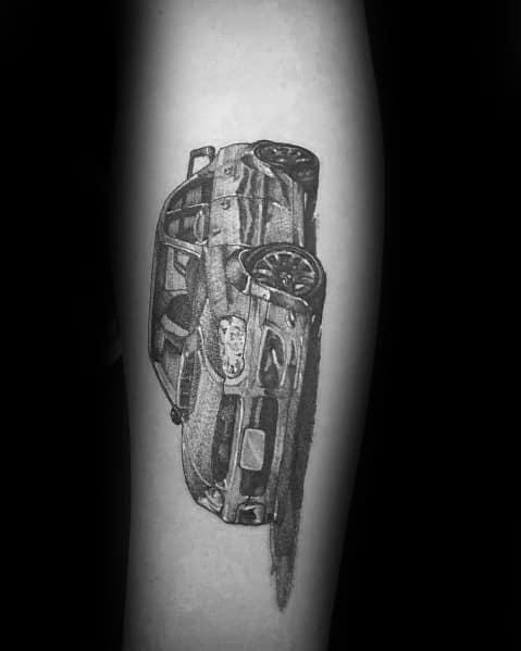 Incredible Subaru Tattoos For Men